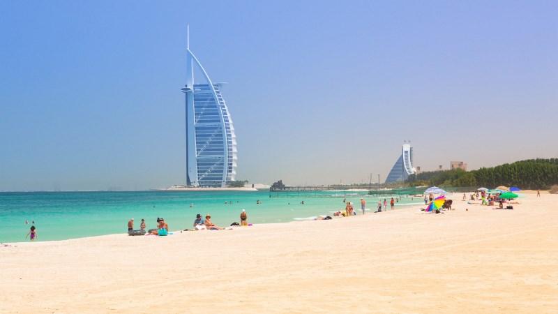 10 Wisata Pantai Eksotis di Timur Tengah Anda Kunjungi