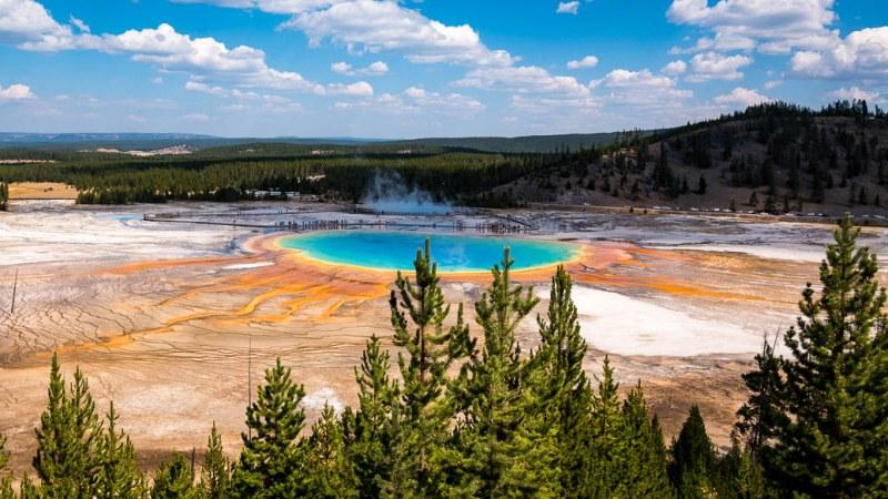 5 Taman Nasional Terbaik Untuk Berkemah di AS