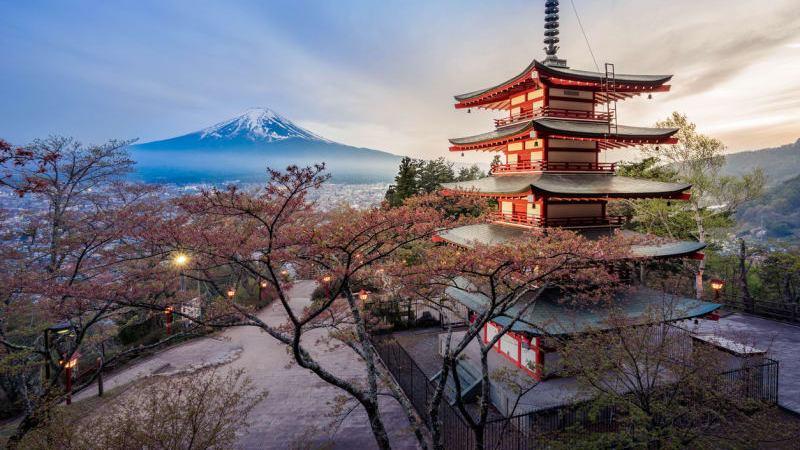 Top 10 Kota Terindah di Jepang