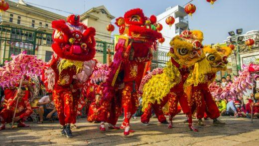 Festival Tradisional Tionghoa